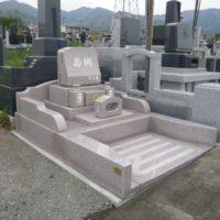 桜御影石を使った施工例2