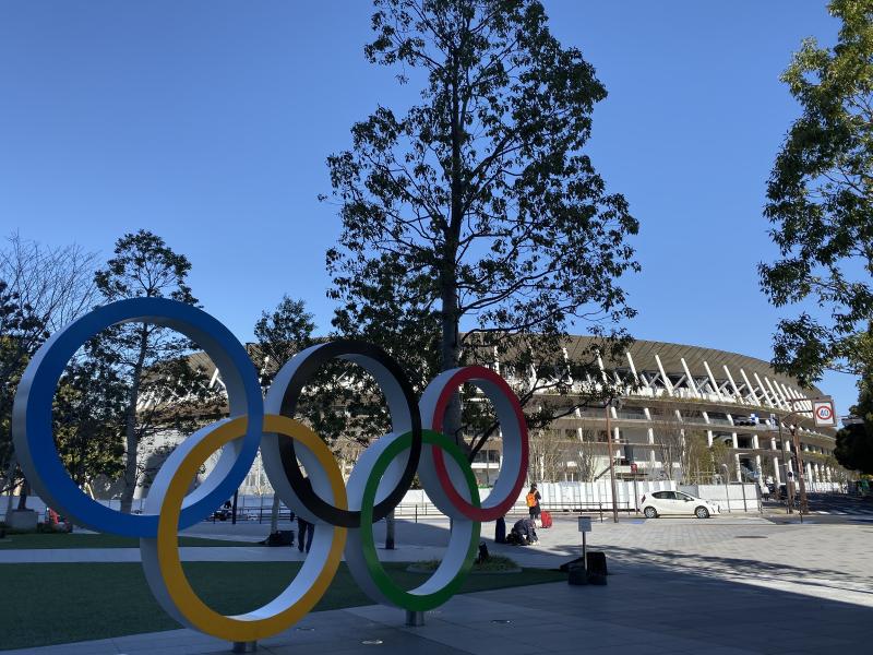 新国立競技場と五輪