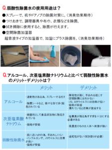 除菌水Q&A2