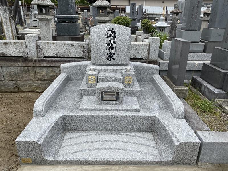 新規洋型墓石2